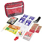 Emergency Zone Children's Personal Compact Survival Kit | Prepare Your Family for Disasters Like Hurricanes, Earthquake, Wildfires, and More