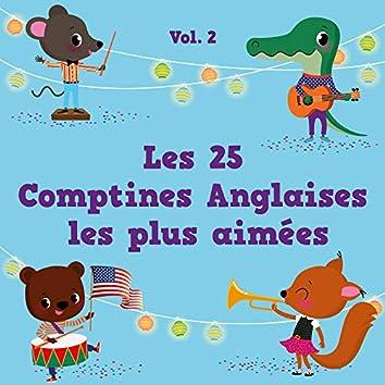 Les 25 Comptines Anglaises les plus aimées, Vol. 2