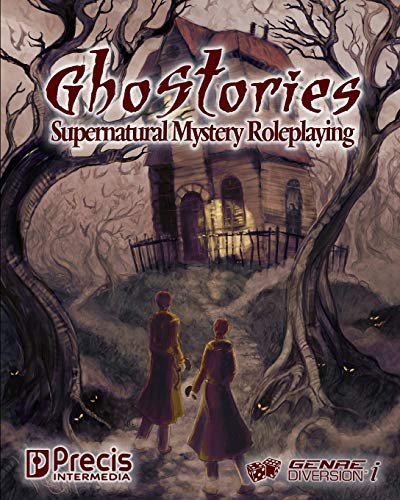 Ghostories: Supernatural Mystery Roleplaying