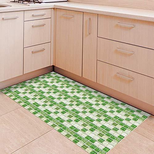 DHHY 10 Piezas/Pegatinas De Pared De Mosaico Impresas En 3D, Pegatinas De Azulejos Impermeables para Cocina Y Baño, Papel Tapiz Autoadhesivo Extraíble