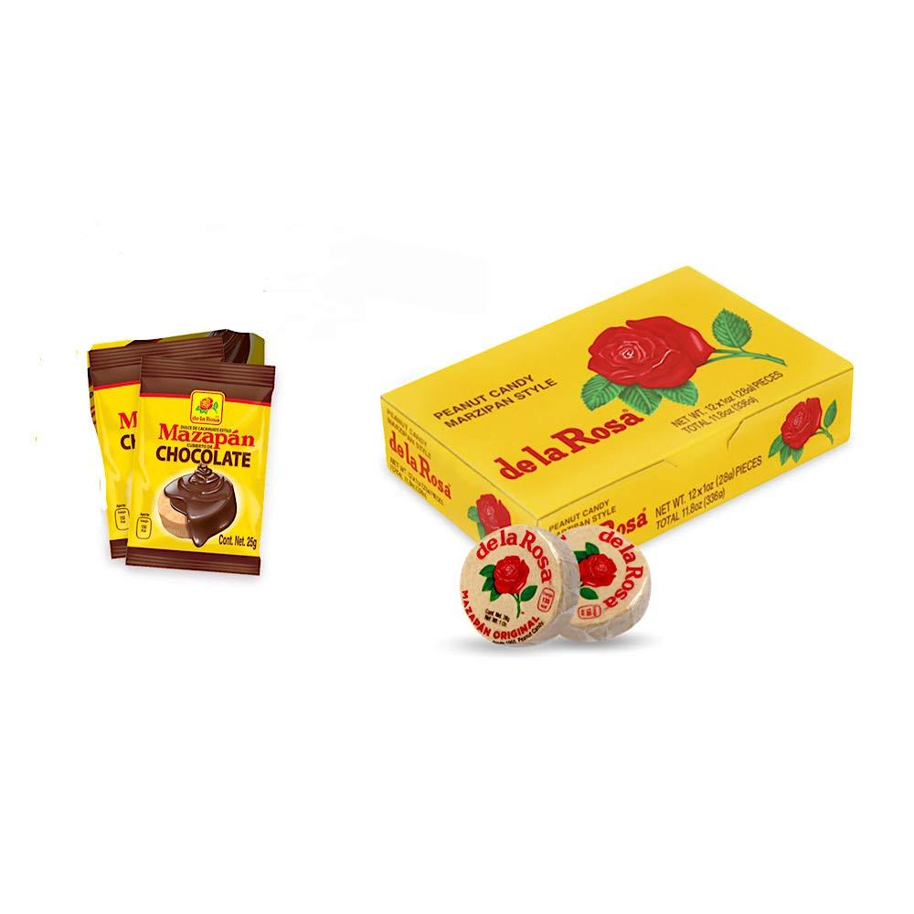 De la Washington Mall Rosa Peanut Mazapan 30.0 OZ chocolate with mazapan 2 Outlet SALE p and