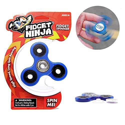 YoYo Factory Fidget Ninja Spinner - BLAU