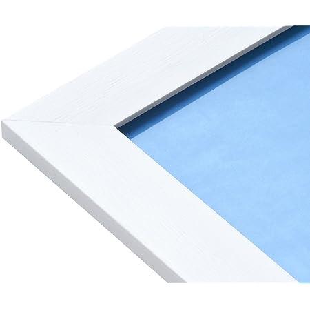 幅広パズルフレーム フラットパネル マーガレットホワイト(26x38cm)