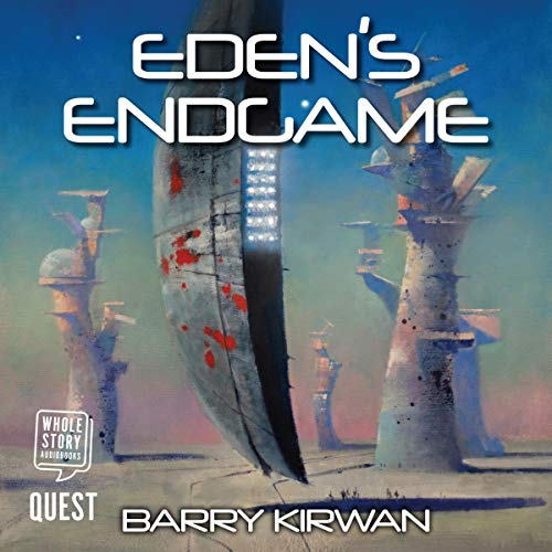 Eden's Endgame Titelbild