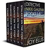 DETECTIVE NIKKI GALENA BOOKS 1–5 five gripping crime mysteries box set (English Edition)