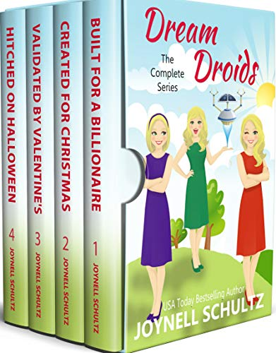 Dream Droids: The Complete Series by [Joynell Schultz]