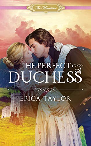 The Perfect Duchess by Erica Taylor ebook deal