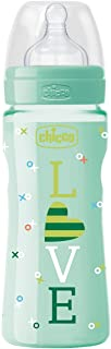 Chicco BOTTLE WB COL PP UNI 330ML FAST SIL/NEW