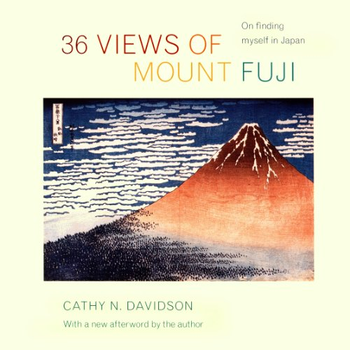 36 Views of Mount Fuji audiobook cover art