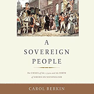 A Sovereign People cover art