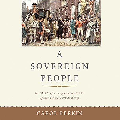 A Sovereign People audiobook cover art