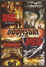 Raging Inferno / F4 Vortex / Below the Earth's Surface / Super Storm