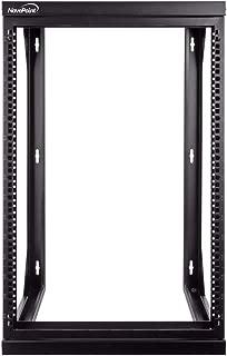 15u open frame rack
