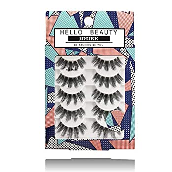 JIMIRE HELLO BEAUTY Multipack High Drama 615 Eyelashes