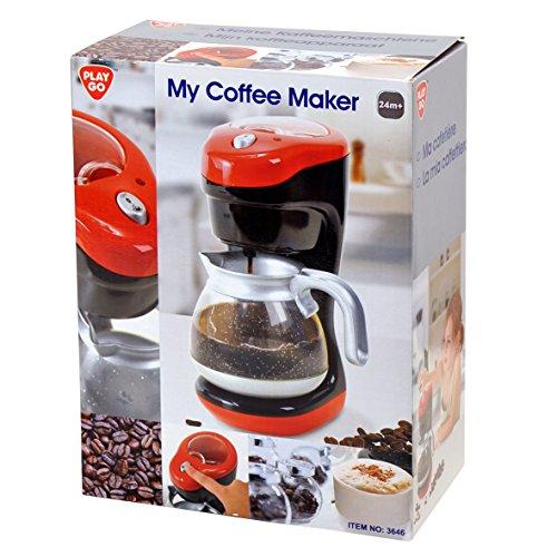 PlayGo 3646 - Kaffeemaschine, Küchenspielzeug