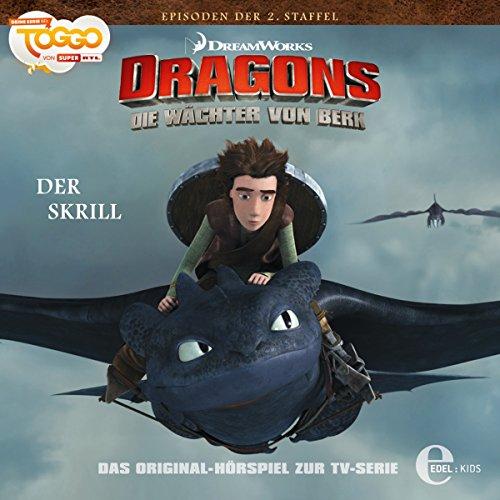 Der Skrill. Das Original-Hörspiel zur TV-Serie Titelbild