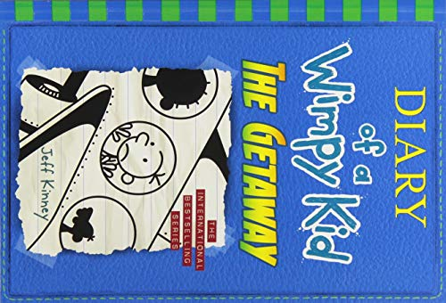 The Getaway. Diary Of A Wimpy Kid Book 12. Export