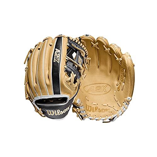 "Wilson A2K 1786 Spin Control 11.5"" Infield Baseball Glove - Right Hand Throw"