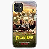 TIINTEXBA Compatible with iPhone 12/12 Pro MAX 12 Mini 11 Pro MAX SE X XS MAX XR 8 7 6 6s Plus Case Gladstone Uncle House Selling Full Jesse Top Joey Katsopolis John Stamos Fuller Phone Cases Cover