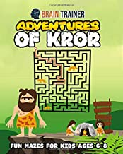 Adventures of Kror - Fun Mazes for Kids ages 6-8