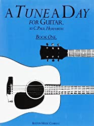 A Tune A Day For Guitar: Book 1