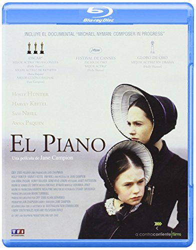 El Piano [Blu-ray]