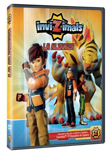 Invizimals [DVD]