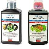 Fertilisant pour Plante Engrais Source de Carbone Easycarbo & Profito 500Ml * Pack 2...