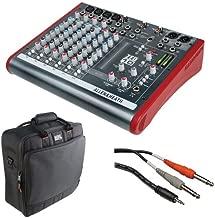 Allen & Heath ZED-10 Multi-Purpose Miniature Mixer and Bag Kit