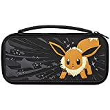 PDP Gaming Pokemon Eevee Travel Case For Console, Up To 6 Games: Eevee - Nintendo Switch