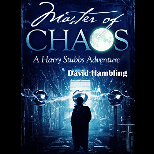 Master of Chaos audiobook cover art