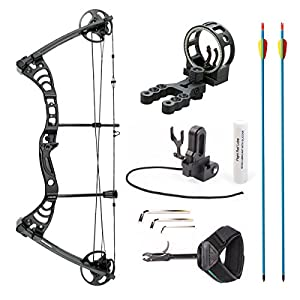 Leader Accessories 30-55 Hunting Compound Bow Review
