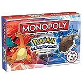 Monopoly Pokemon Jeu De Société Jouets Famille Casual Jeux De Cartes Jeux De Société Stratégie Rassemblement Adulte pour 8 Ans Up English Version
