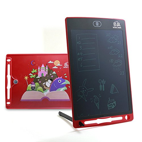 DuDu PaPa LCD Writing Tablet LCD Board Writing pad Writing Tablets for Kids 85inch Drawing Board Doodle Pad Writing Board Kids Tablet Kids Doodle pad Fridge Magnet Notepad Gift