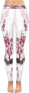 cherry blossom leggings