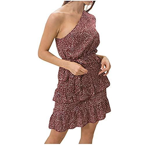 Vectry Vestido de Fiesta de Encaje Vestidos de Coctel Tallas Grandes Vestidos Playa Mujer Largos Vestidos Largos Sexys Boda Noche Vestidos de Verano Tallas Grandes