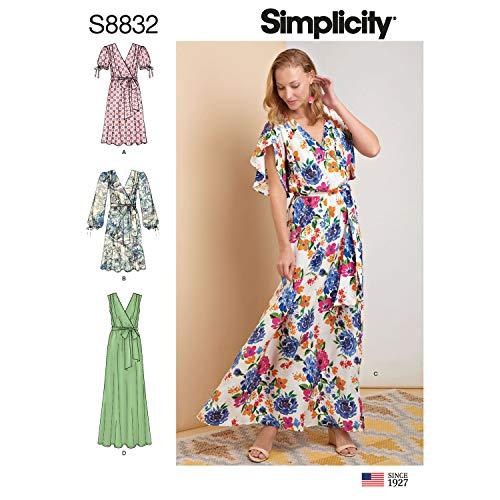 Simplicity US8832R5 Women