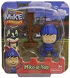 Mike el Caballero - Figuras Mike y Yap (Mattel Y8357)