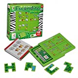 Smart Games–Hide In The Jungle, Ingenuity Game with Challenges Progresivos (51311)