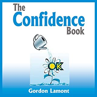 The Confidence Book audiobook cover art