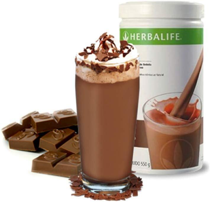 Herbalife Batido Formula 1, Chocolate Cremoso - 550g