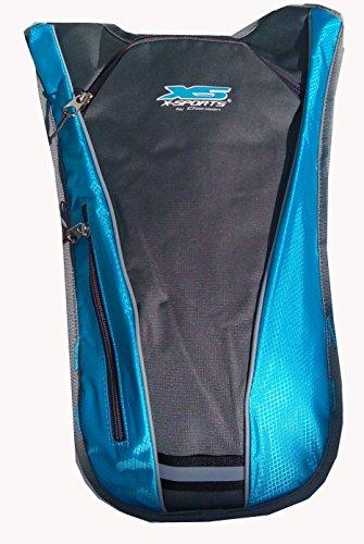 Mochila Unisex Para Deportes Al Aire Libre Multifuncional (AZUL)