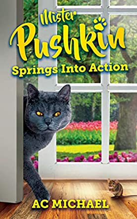 Mister Pushkin Springs Into Action