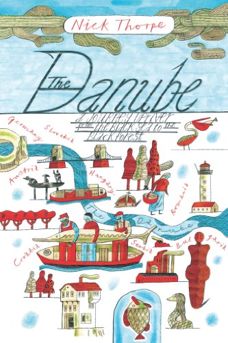 The Danube: A Journey Upriver from the Black Sea to the Black Forest (English Edition)
