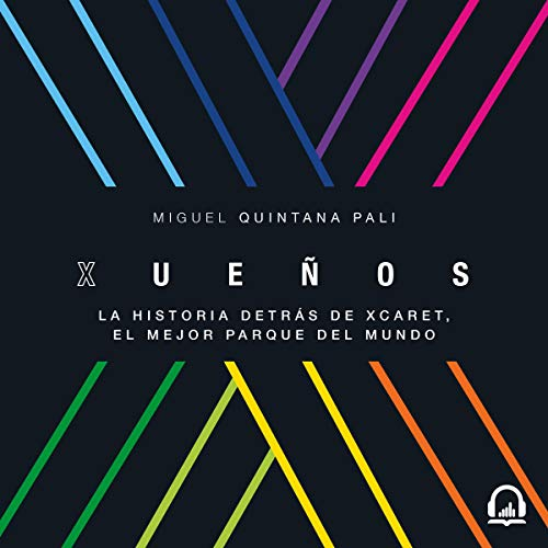 Xueños (Spanish Edition) audiobook cover art