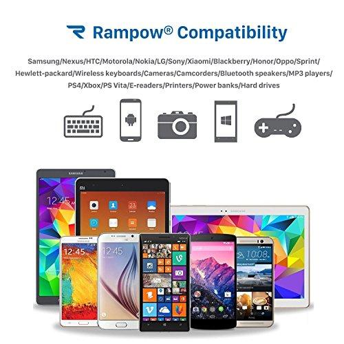 RAMPOW Micro-USB-Kabel