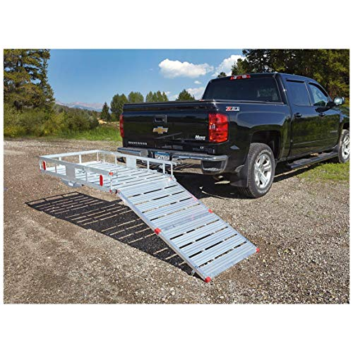 Guide Gear Wheelchair Carrier With Ramp