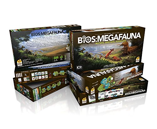 Sierra Madre Games Bios: Mega Fauna 2 (ENL)