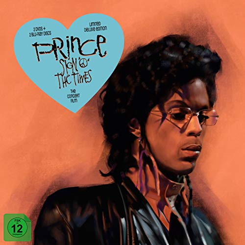 Prince Sign 'O' the Times (Limited Deluxe Edition) (2 Blu-ray Discs + 2 DVDs)