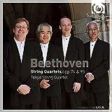 Cuarteto Para Cuerda Op. 74 Arpas Op. 9...